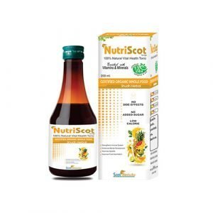 Nutriscot syrup