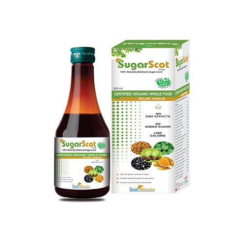 Sugerscot Syrup